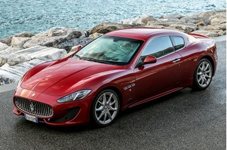 Maserati GranTurismo Coupe (from 2007) Owners Ratings ...