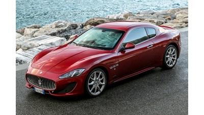 Maserati GranTurismo Coupe Sport auto 2d