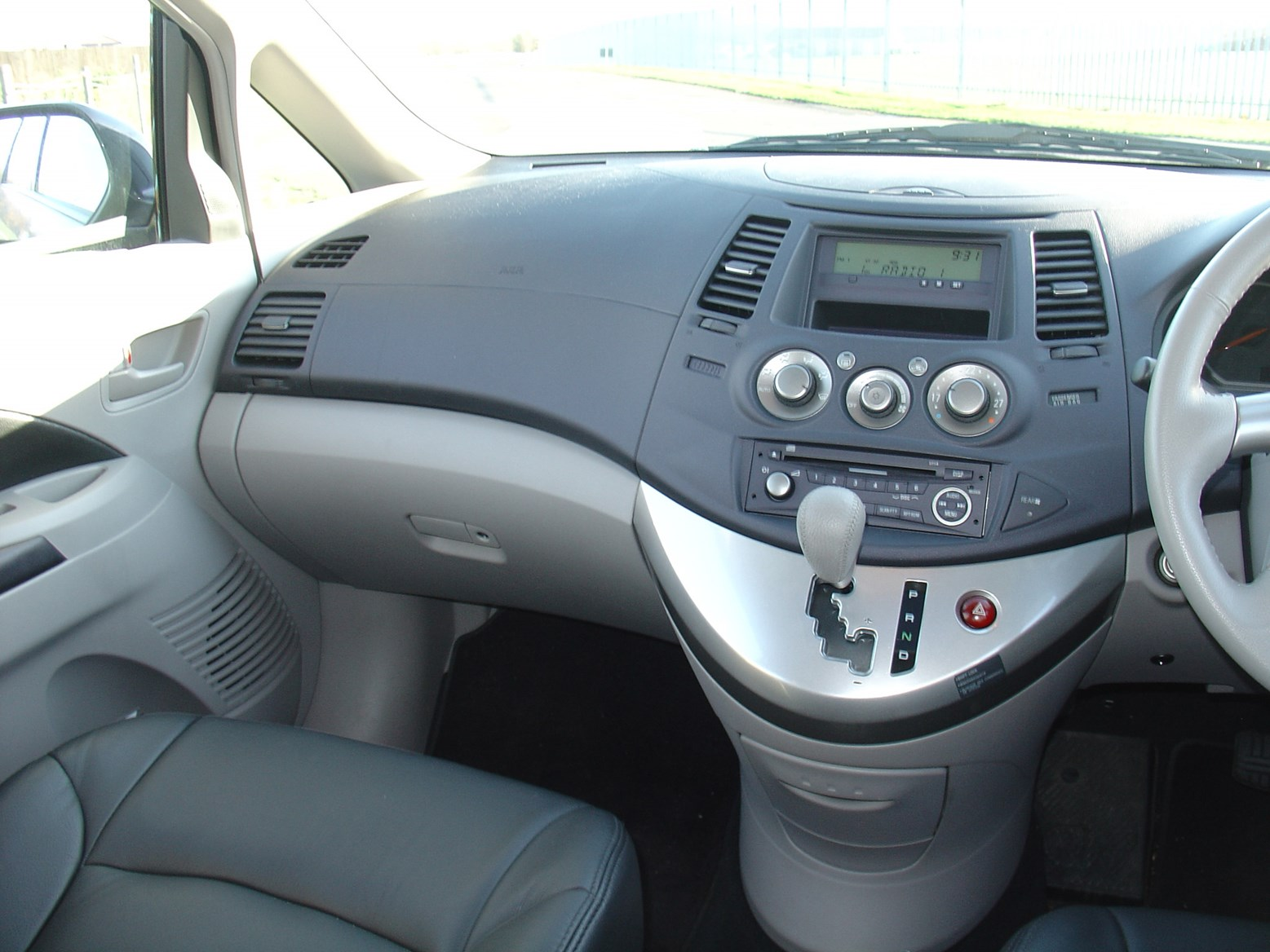 mitsubishi grandis estate 2004 2010 driving performance parkers. Black Bedroom Furniture Sets. Home Design Ideas