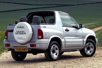 Suzuki Grand Vitara Soft Top 1999