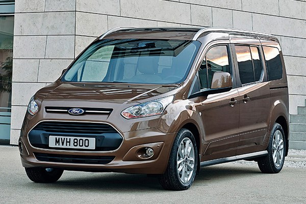 Ford 2013 Grand Tourneo Connect