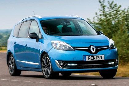 renault grand scenic specs dimensions facts figures parkers. Black Bedroom Furniture Sets. Home Design Ideas