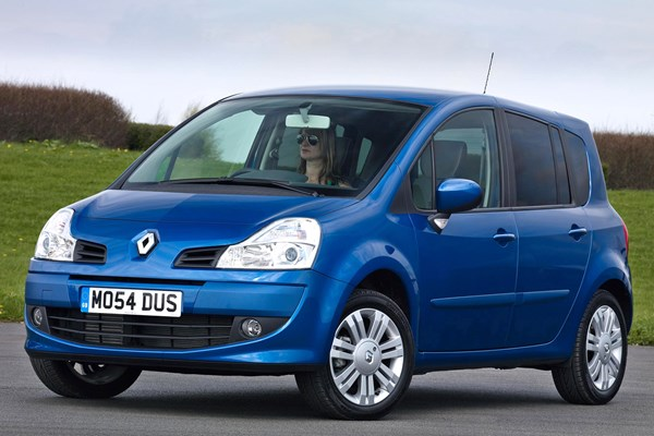 Renault Grand Modus (08-12) review