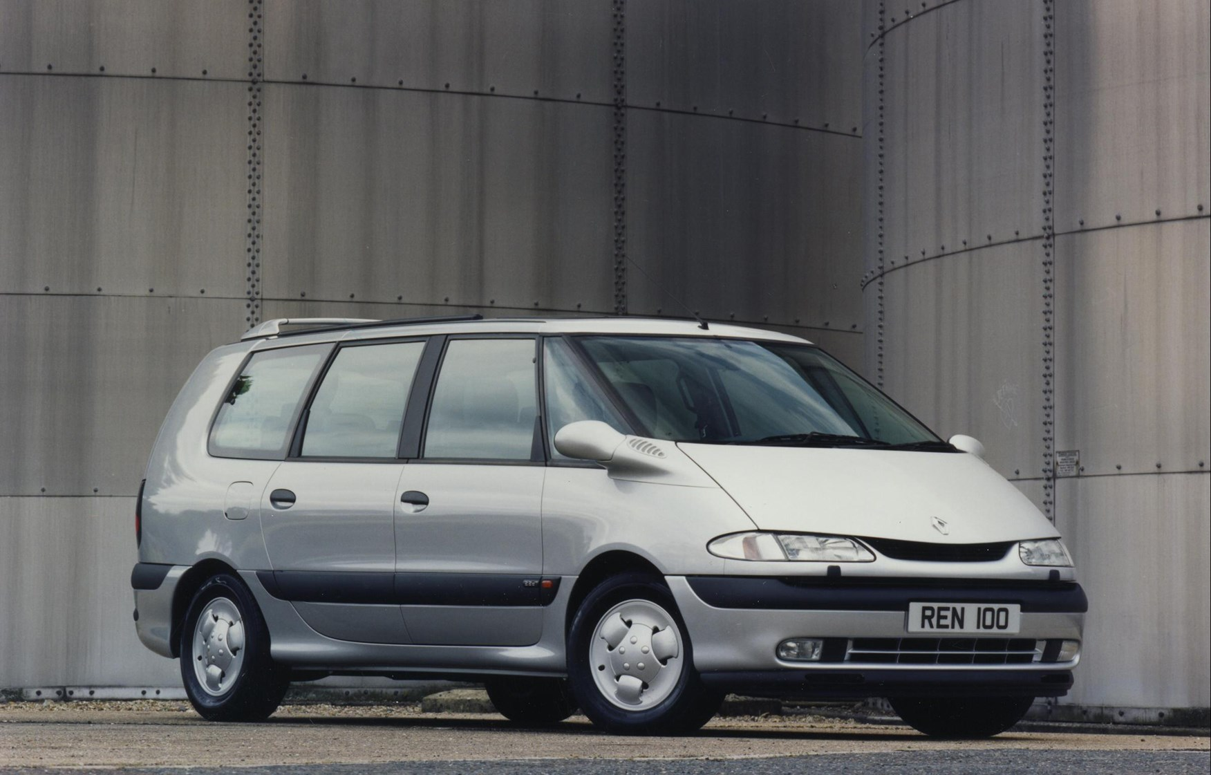 Renault Grand Espace Estate (1998 - 2003) Photos | Parkers