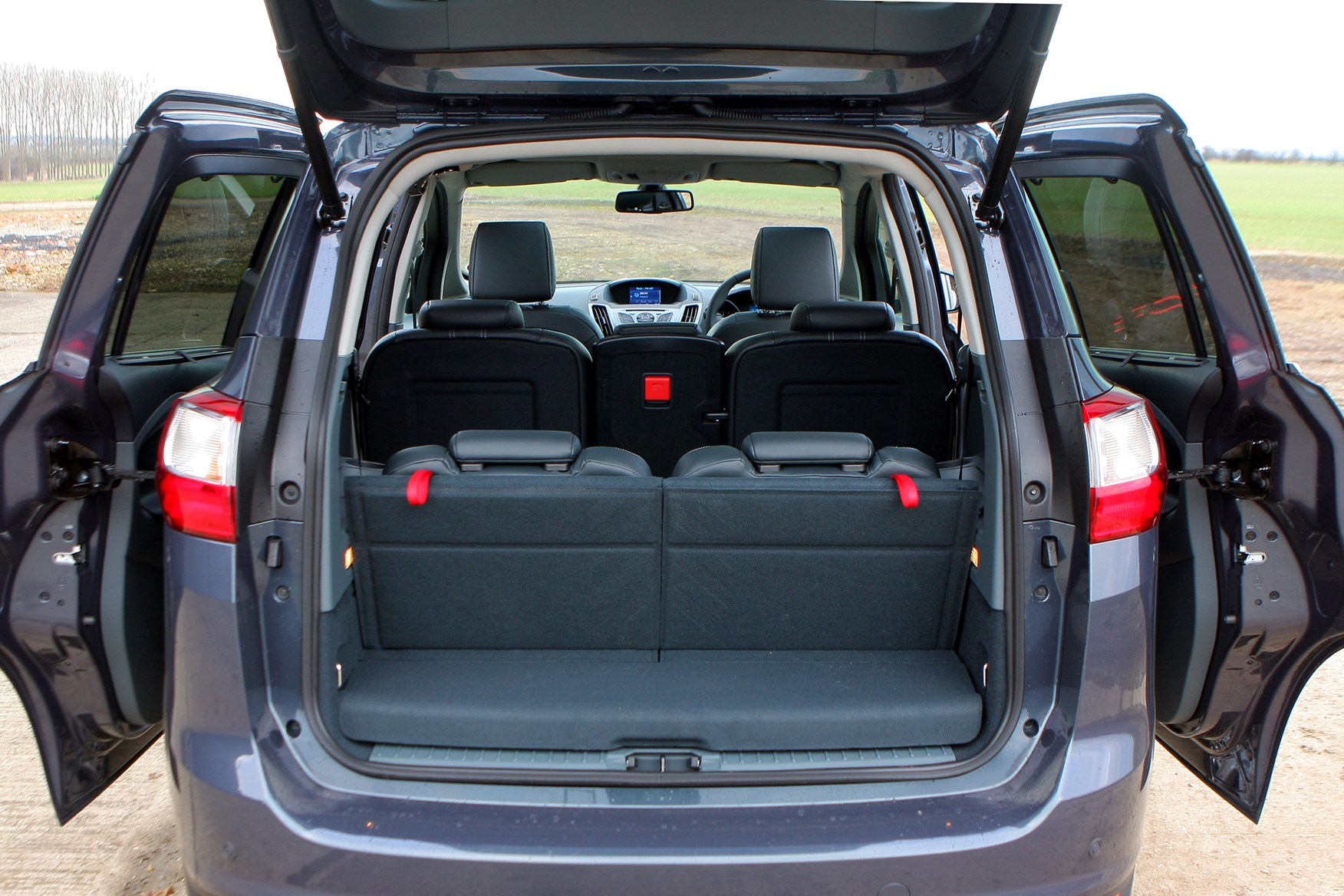 Ford Focus Cargo Space