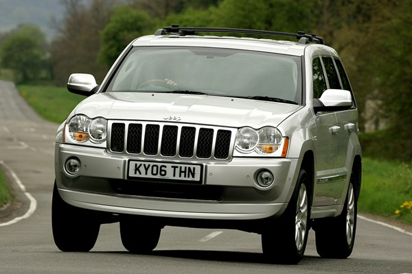 Jeep Grand Cherokee (05 10)   Rated 3.5 Out Of 5