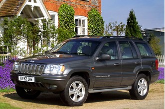 Beautiful Jeep 2002 Grand Cherokee