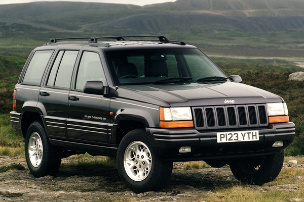 Jeep Grand Cherokee Station Wagon  From 1994  Used Prices
