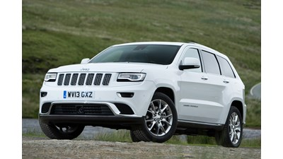 Jeep Grand Cherokee Estate Overland 3.0 MultiJet II 250hp 4x4 Auto8 5d