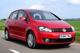 VW Golf Plus 2009-