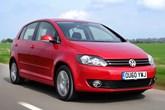 VW Golf Plus 2009-