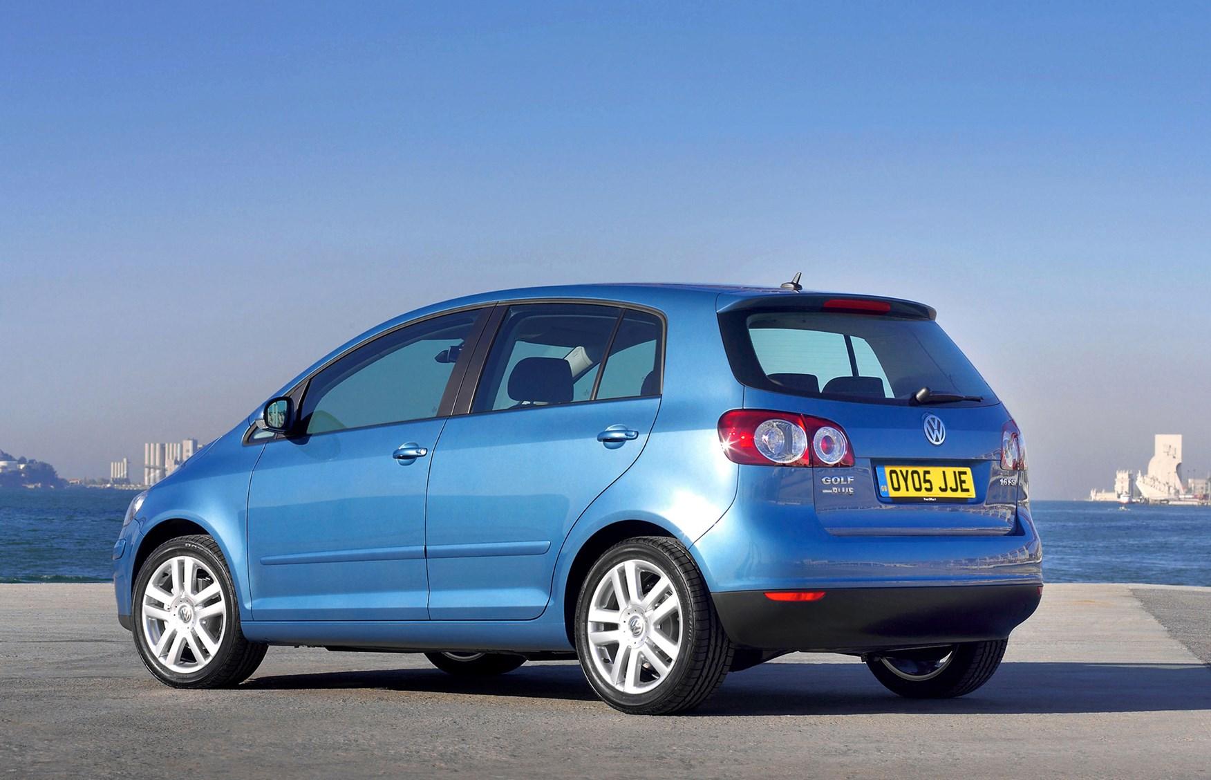Volkswagen golf plus советы покупателю