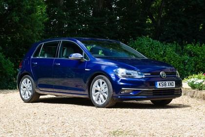 Volkswagen Golf Hatchback 2017 Onwards