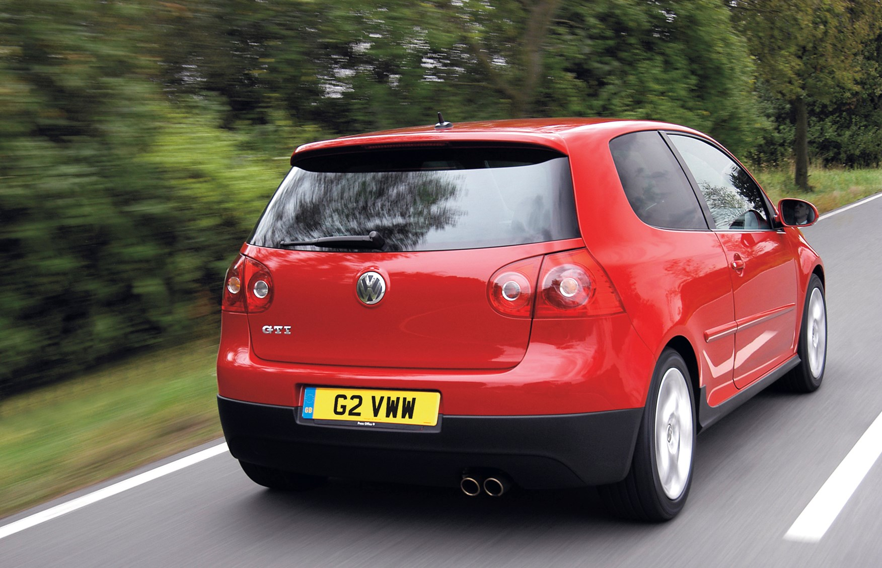 Volkswagen Golf Gti 2005 2008 Driving Performance Parkers
