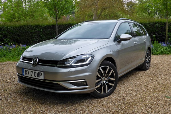 VW Golf 1.6 TDI SE Nav 2017 facelift