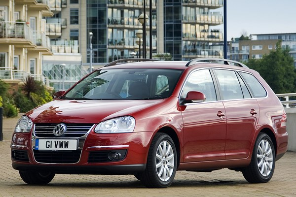Volkswagen Golf Estate (2007 - 2009) Used Prices