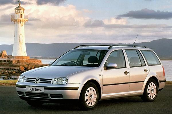 Volkswagen Golf Estate (1999 - 2005) Used Prices