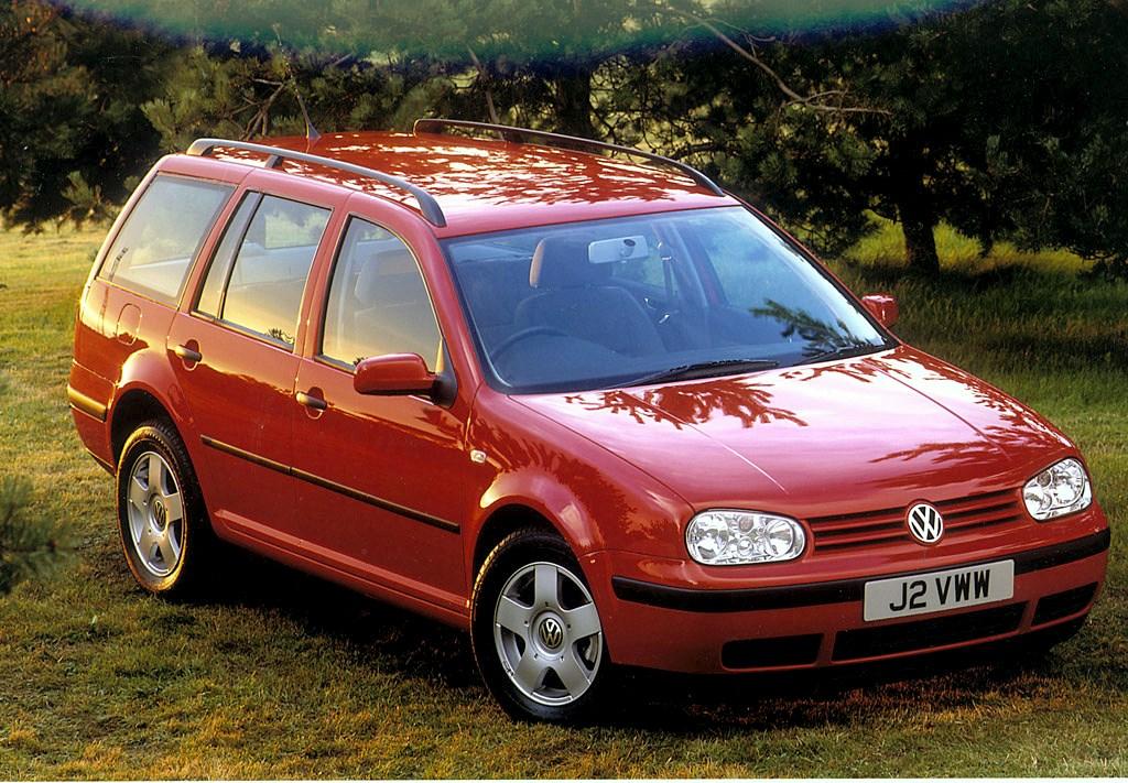 VW Golf For Sale >> Volkswagen Golf Estate (1999 - 2005) Photos | Parkers