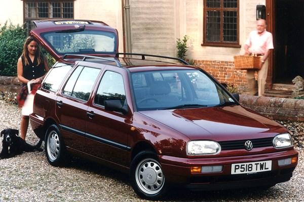 Volkswagen Golf Estate (1994 - 1999) Used Prices