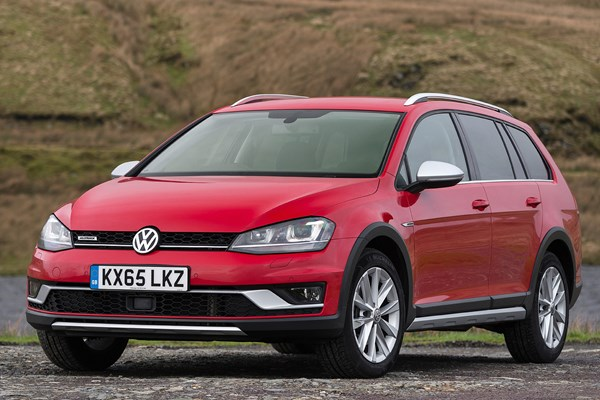 Volkswagen Golf Alltrack (2015 onwards) Used Prices
