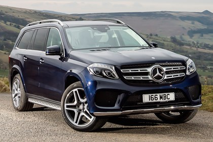 Mercedes Benz Gls Cl Suv 2016 Onwards Used Prices