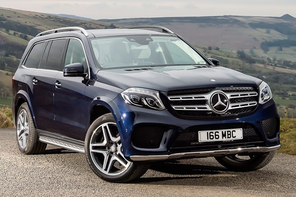 Mercedes Benz Gls Cl Suv 16 On Rated 4 Out Of