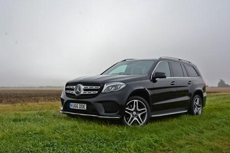 Mercedes Benz Gls Suv Review Parkers