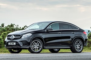 Mercedes-Benz 2017 GLE-Class Coupe