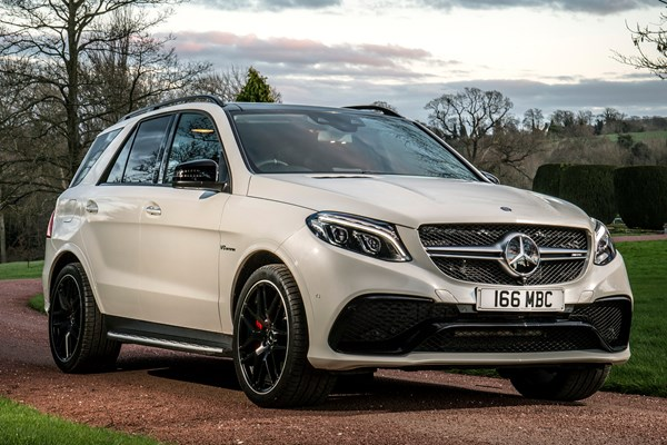 Mercedes-Benz GLE-Class AMG (2015 onwards) Used Prices