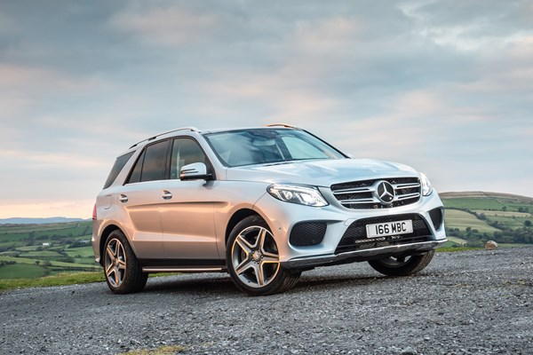 Mercedes-Benz GLE-Class 4x4 (2015 - 2019) Used Prices