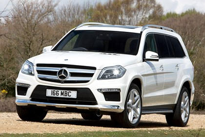 Mercedes Benz Gl Class Used Prices Secondhand Mercedes Benz Gl Class Prices Parkers