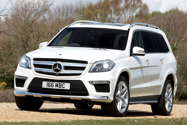 Mercedes benz gl class estate from 2013 used prices for 2013 mercedes benz gl450 price