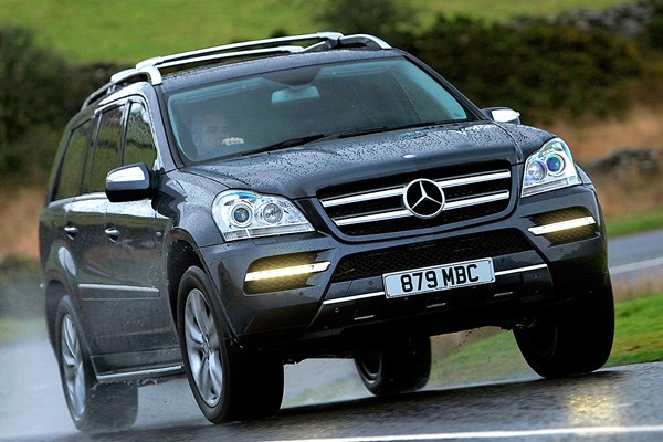 Mercedes-Benz GL-Class (06-12) - rated 4 out of 5