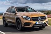Mercedes-Benz 2017 GLA Class