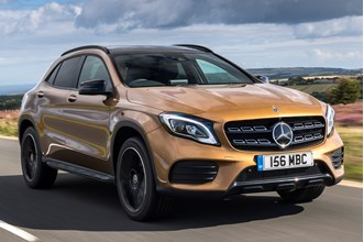 mercedes benz gla class estate from 2014 owners reviews parkers. Black Bedroom Furniture Sets. Home Design Ideas