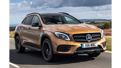 Mercedes-Benz GLA-Class Estate GLA 180 Urban Edition 7G-DCT auto 5d