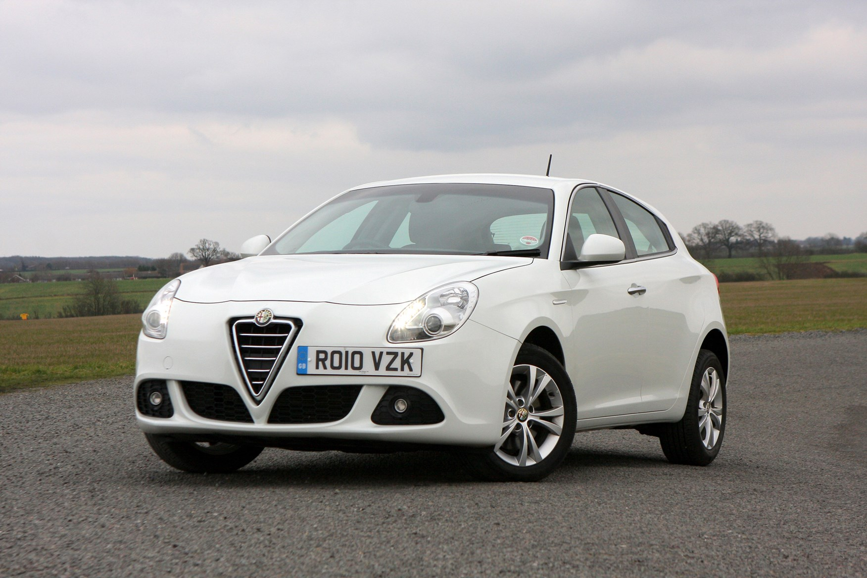 Alfa Romeo Giulietta Car Tax
