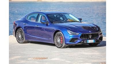 Maserati Ghibli Saloon GranSport auto (09/2017 on) 4d