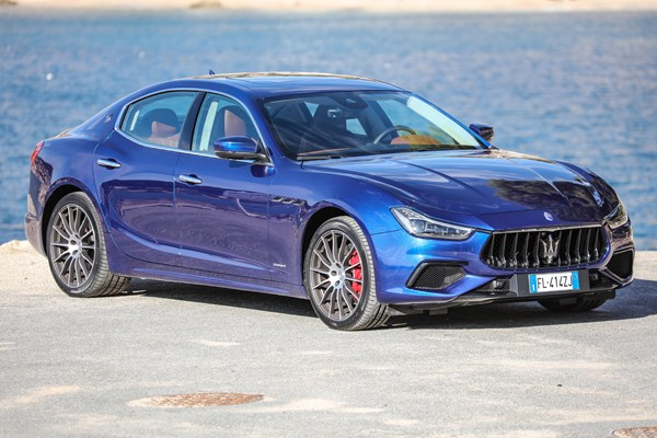 Maserati Ghibli (13 on) - rated 3.8 out of 5