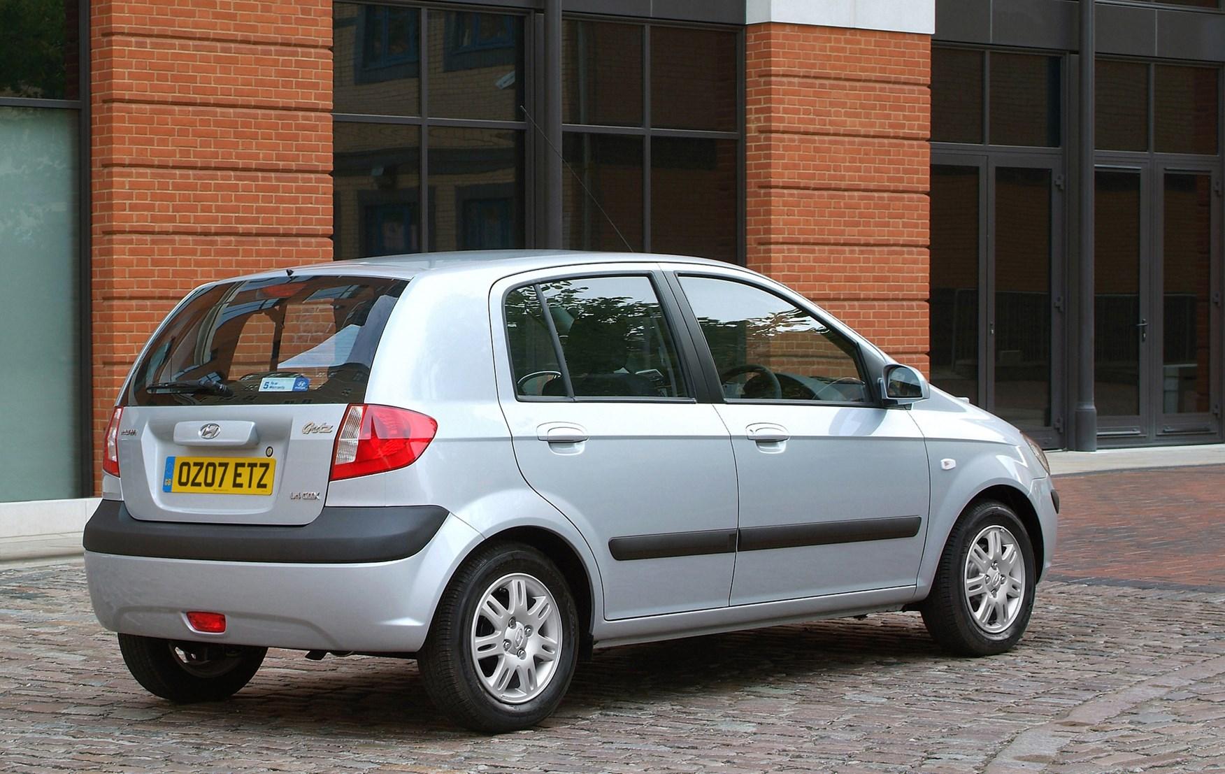 Hyundai Getz Hatchback Review 2002 2009 Parkers
