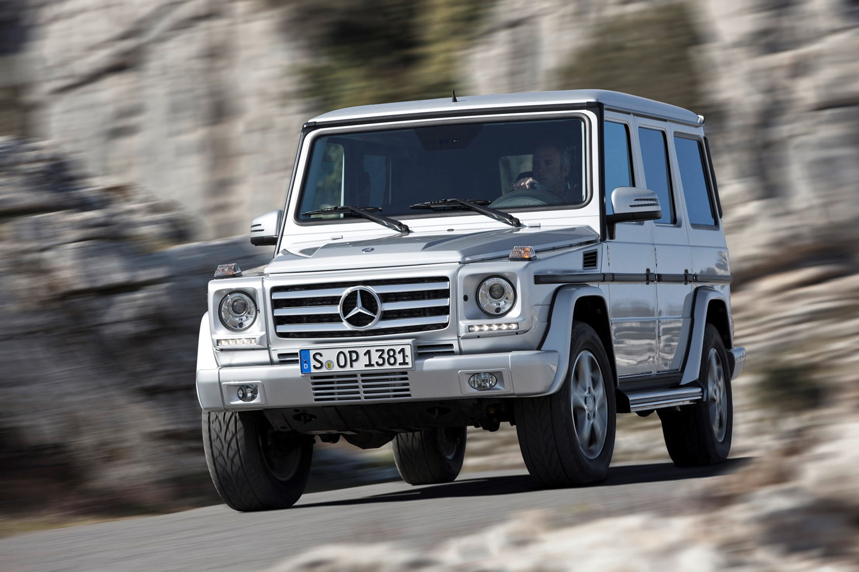 View all images of the mercedes benz g class