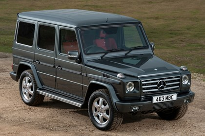 Mercedes Benz G Class (1997   2012) Used Prices