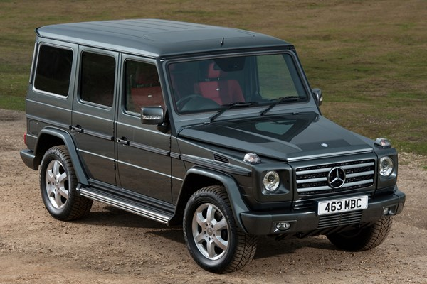 Mercedes-Benz G-Class (1997 - 2012) Used Prices