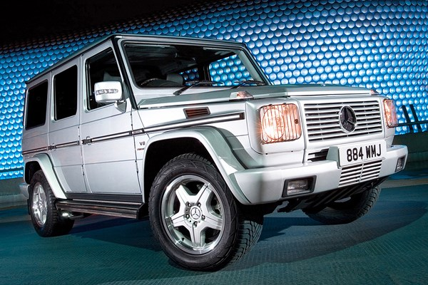 Mercedes-Benz G-Class AMG (2005 - 2012) Used Prices