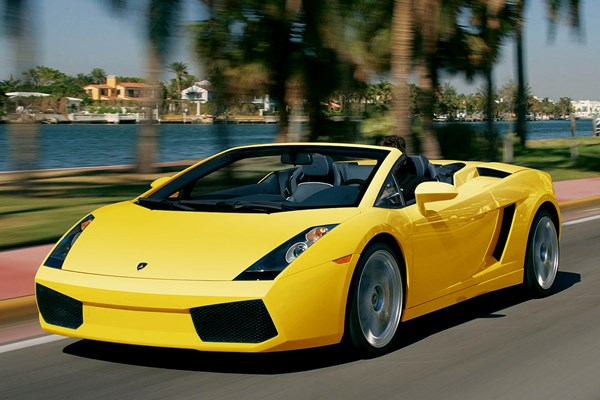Lamborghini Gallardo (03 13)   Rated 5 Out Of 5