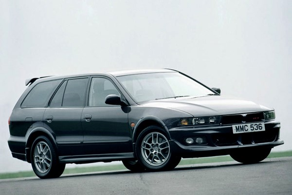 mitsubishi galant vr4 estate from 2000 used prices parkers. Black Bedroom Furniture Sets. Home Design Ideas
