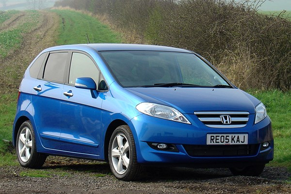 Hondas For Sale By Owner >> Honda FR-V Hatchback Review (2004 - 2009) | Parkers