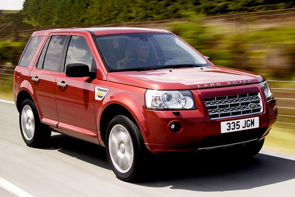 land rover freelander station wagon from 2006 used prices parkers. Black Bedroom Furniture Sets. Home Design Ideas