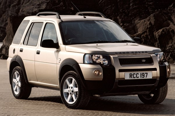 land rover freelander station wagon review 2003 2006. Black Bedroom Furniture Sets. Home Design Ideas