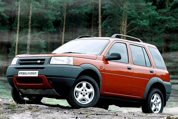 Land Rover Freelander Station Wagon (1997 - 2003) Used Prices